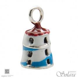Charms pendente Solara Faro Smaltato