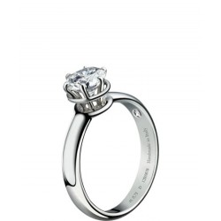 ANELLO DAMIANI MINOU SOLITARIO CON DIAMANTE CT. 0,15